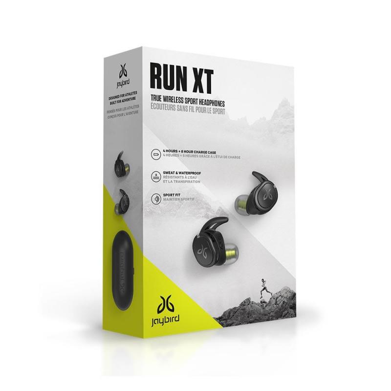 Jaybird Run XT 防水真無線藍牙運動耳機 [2色]