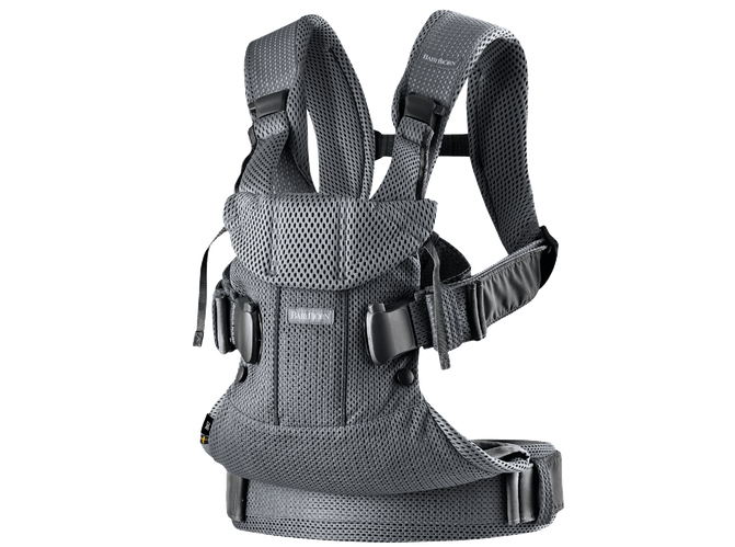 BabyBjorn Baby Carrier One 3D Mesh 嬰兒揹帶 [7色]