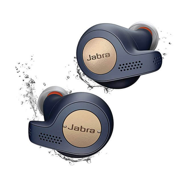 Jabra Elite Active 65t 真無線運動藍牙耳機 [藍色]