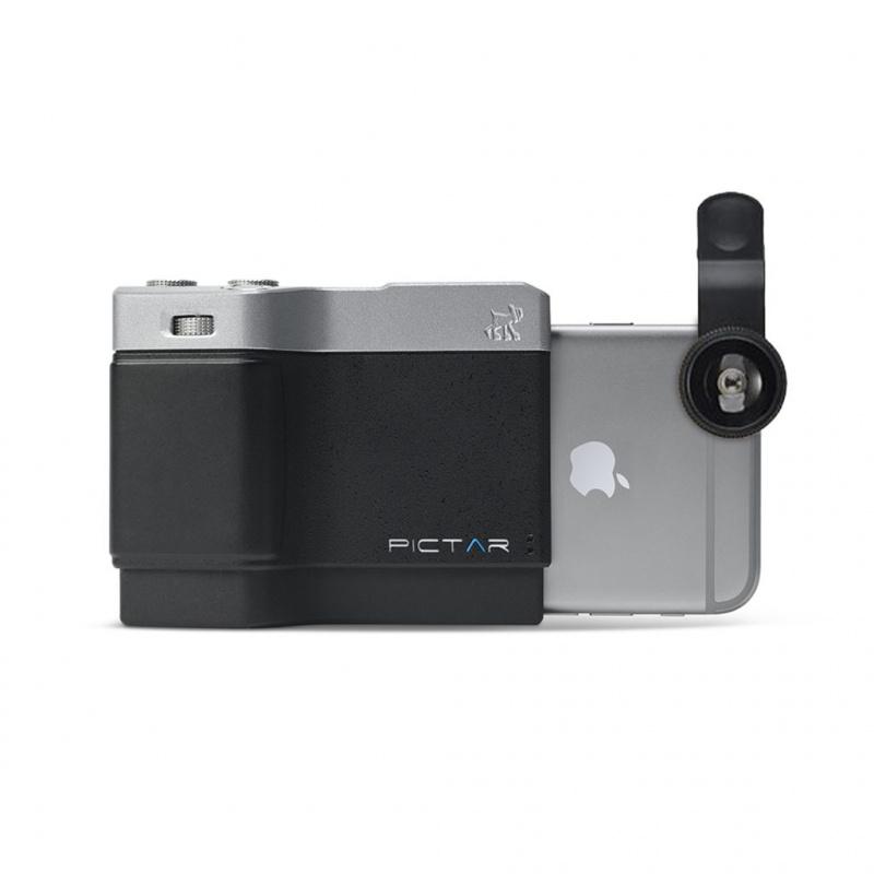 Miggo Pictar One Plus MKII for iPhone Plus 智能手機相機手柄
