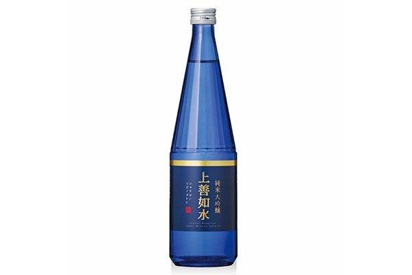 日版 上善如水 純米大吟醸 720ml (獨立禮盒裝)【市集世界 - 日本市集】