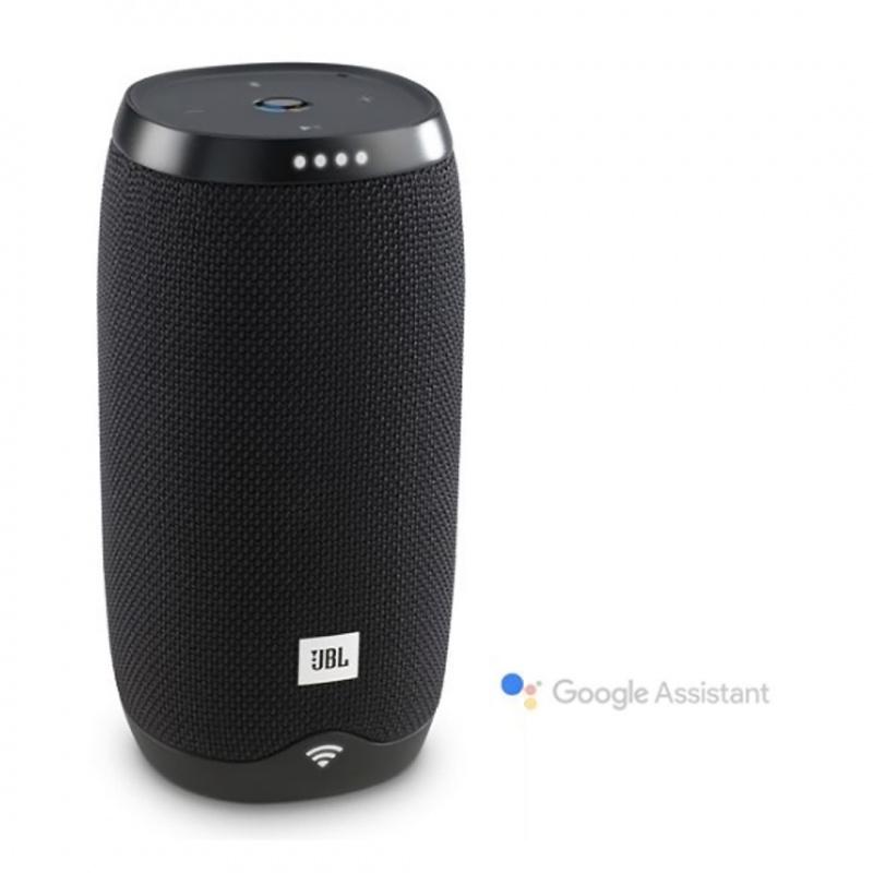 JBL LINK 10 內置Google Assistant 智能喇叭