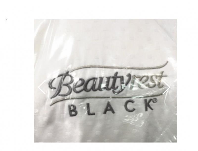 蓆夢思Beautyrest® Black豪華舒適枕頭 1 套 2個