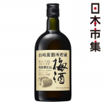 Suntory 三得利 山崎蒸餾所貯蔵焙煎樽仕込梅酒 660ml