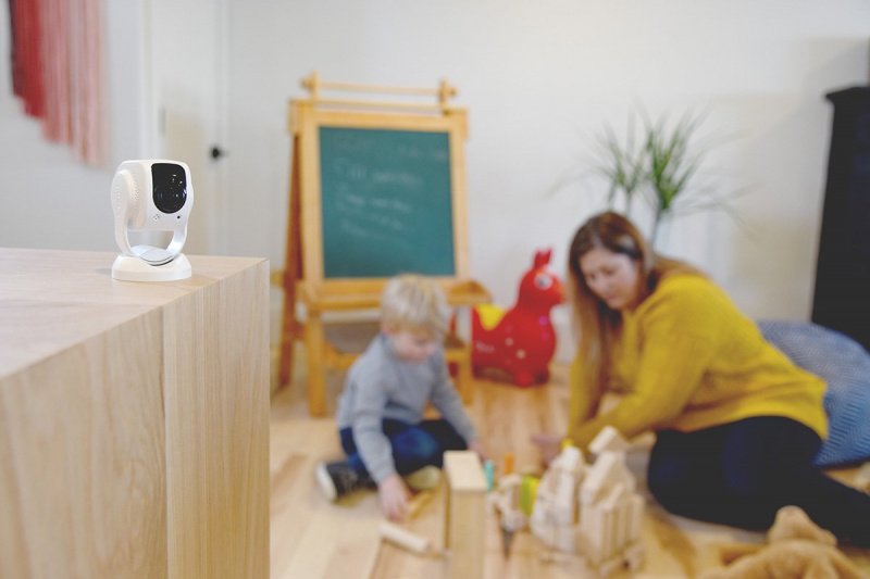 Tend LYNX INDOOR 2 人臉辨識無線監控攝影機 (TED01) [1/2/4件]