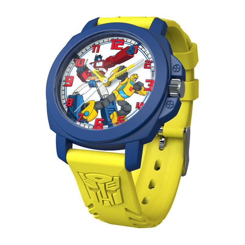 TaSukaru 小童八達通錶 - 變形金剛好拍檔