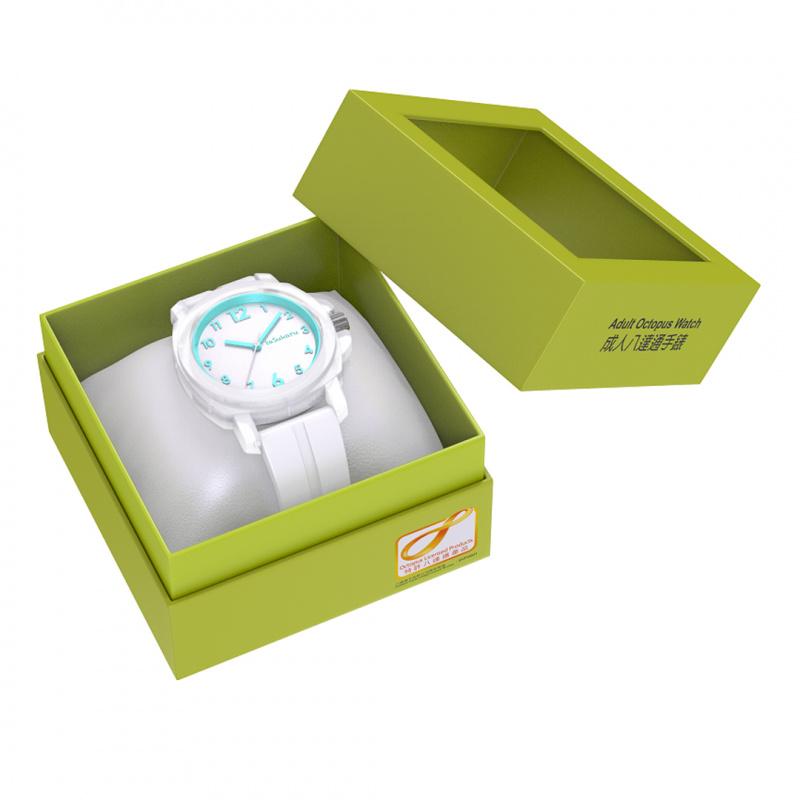 TaSukaru 成人八達通錶 – 馬卡龍綠色