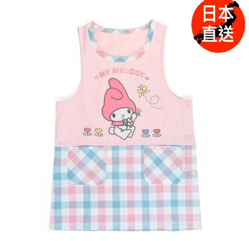 多啦A夢Doraemon/HELLO KITTY/MY MELODT/SNOOPY成人圍裙(日本直送)
