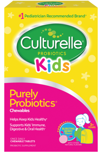 Culturelle Children 康萃樂 兒童益生菌咀嚼片 [30粒]