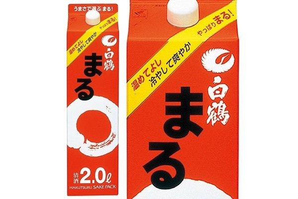 日版 白鶴酒造 Maru 混圓一色 清酒 2.0L