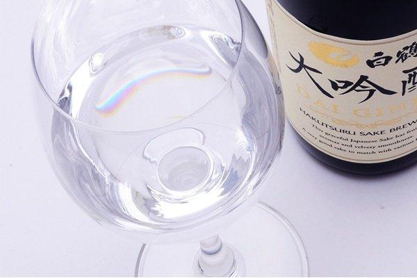日版 白鶴酒造 (連續8年金賞) 大吟釀 720ml【市集世界 - 日本市集】
