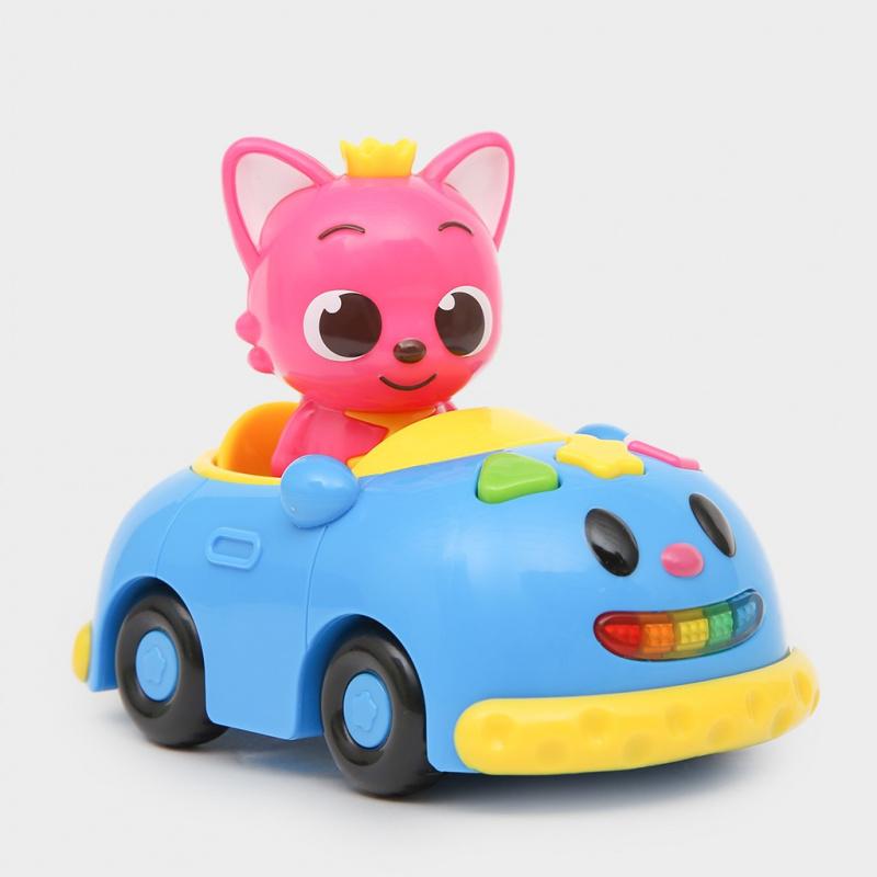 PinkFong Melody Car 兒童玩具車[英文版]