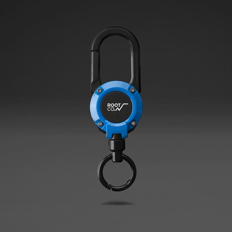 日本ROOT CO Gravity 360捲軸伸縮扣 (預訂:3月30號寄出)