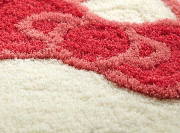 日本SANRIO Hello Kitty 地毯