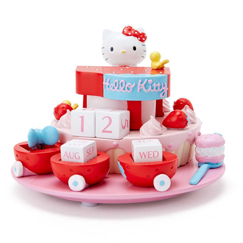 日本SANRIO Hello Kitty 万年曆 [3款]