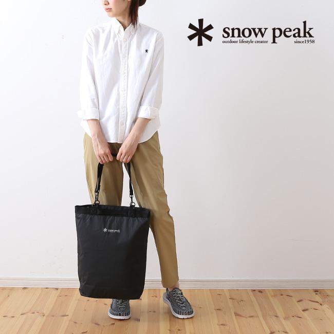 日本snow peak 2way Backpack
