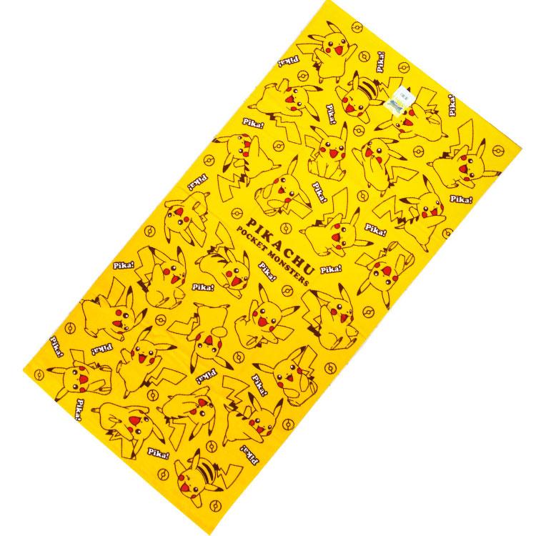 日本Pokemon 毛巾
