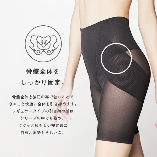 日本製STYLE UP BODY SHAPE WEAR [4尺寸]