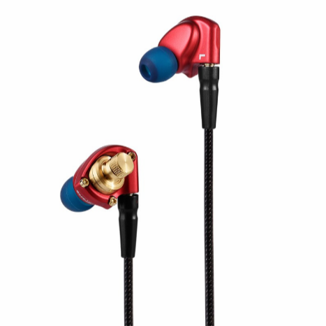 Acoustune HS1551 CU 全日本製10mm大動圈監聽耳機