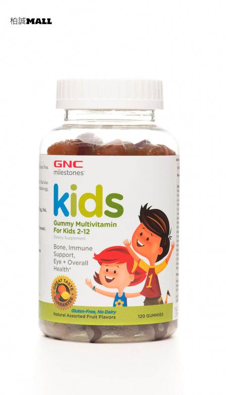 GNC 兒童綜合維他命軟糖