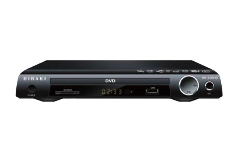 Hiraki 多功能 DVD 播放機 - HK-900HD