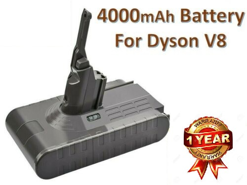 河田生活 V8系列 4000mAh 代用鋰電池