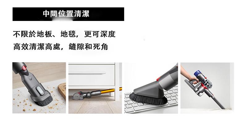 Dyson Cyclone Dyson V8 Absolute 無線吸塵機 (配6個吸頭) (英國版) 適合香港直接使用 WT APP 6522 7066