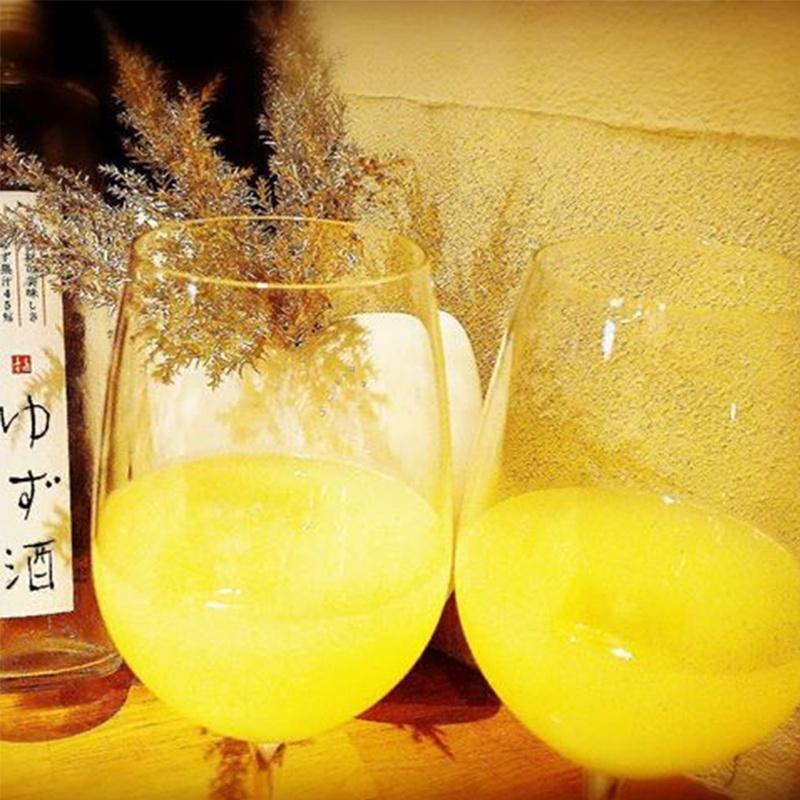 日版 金陵 人氣經典 高濃(45%)柚子酒 500ml【市集世界 - 日本市集】