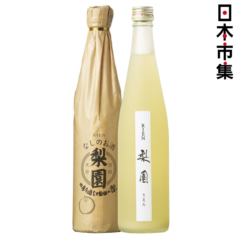 日版 老松酒造 大分縣產 日田梨子果酒 500ml【市集世界 - 日本市集】