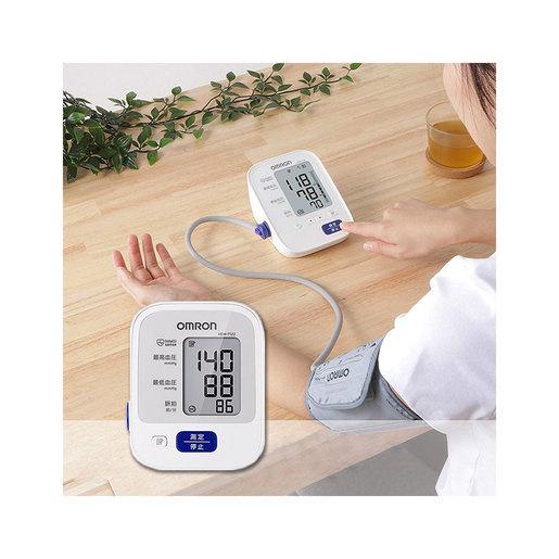 🇯🇵日本版獨家提供一年原廠保養🇯🇵 Omron HEM-7122 手臂式電子血壓計 Made in JAPAN (日本製) 日本版JPN500