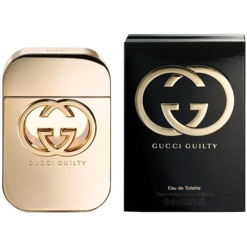 Gucci Guilty Women EDT 75ml 罪愛女士淡香水