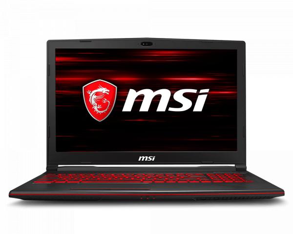 """MSI 15.6"""" GTX1060 電競手提電腦 (GL63 8RE)"""