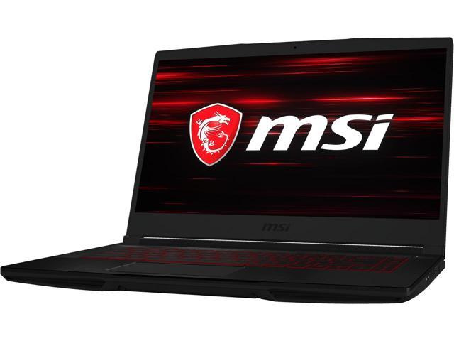 "MSI 15.6"" GTX1050Ti 電競手提電腦 (GF63 8RD)"