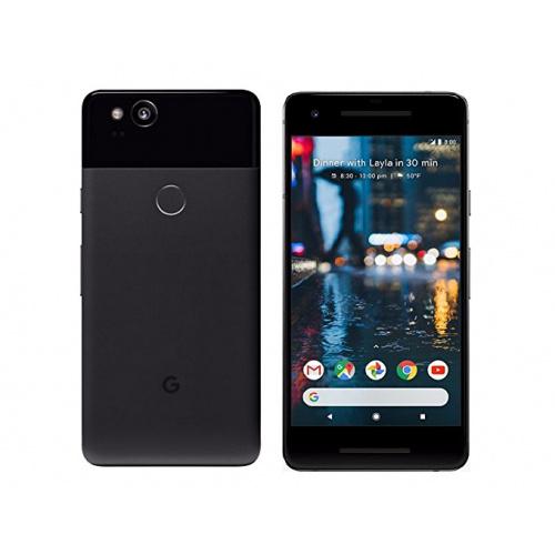 Google Pixel 2 XL G011C 智能手機 [2容量] [黑色]