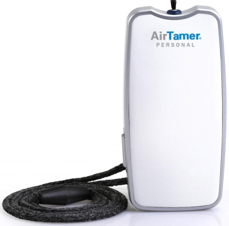 美國 AirTamer A310 穿戴式負離子抗菌空氣淨化器