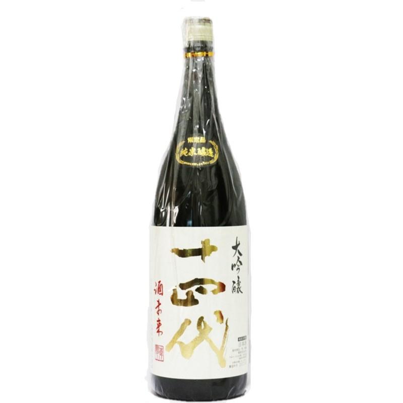 十四代 酒未来 純米大吟釀 1800毫升