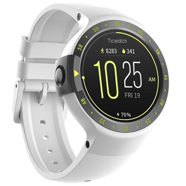Mobvoi Ticwatch S (SPORT) 智能手錶 [3色]