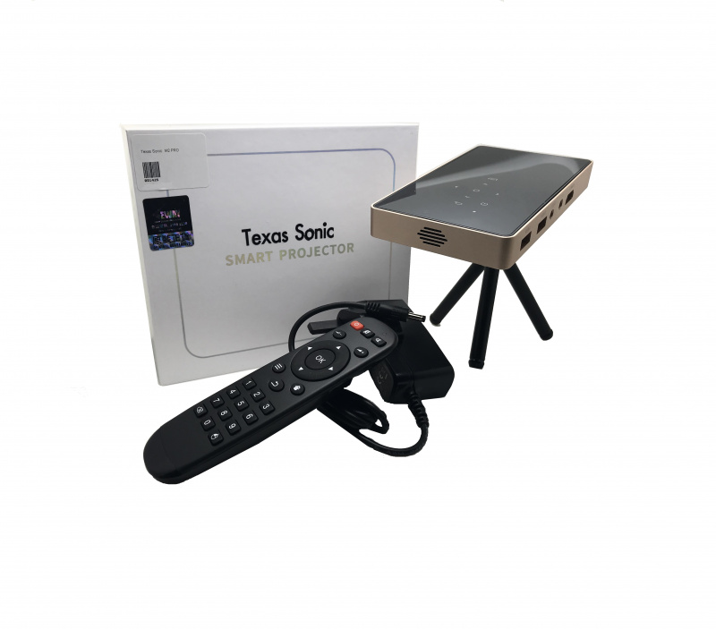 Texas Sonic M2 Pro Mini 投影機