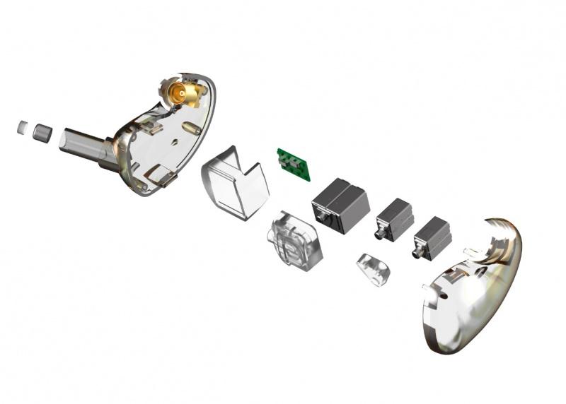 Audiofly AF1120 MK2 Pro系列入耳式監聽耳機 In-Ear Monitoring Earphones