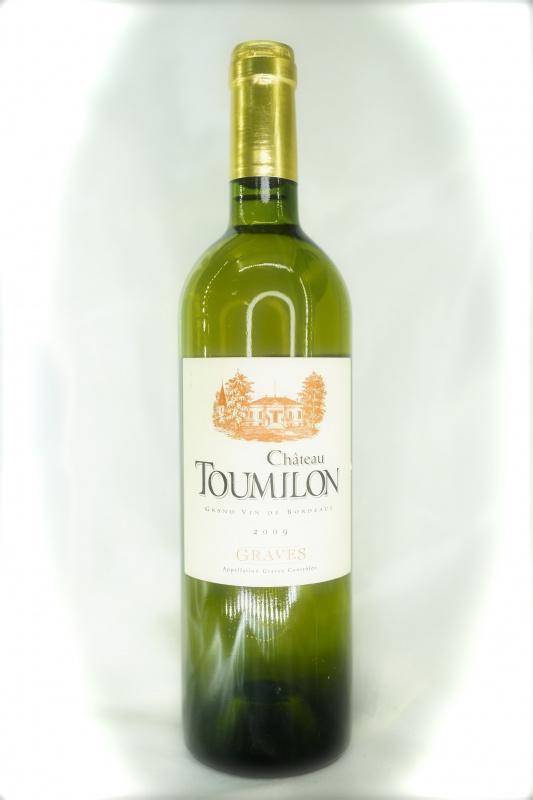 Chateau Toumilon Graves 2009 700ml 最出名法國白酒產區 (貼心服務,免運費,一支照送貨)