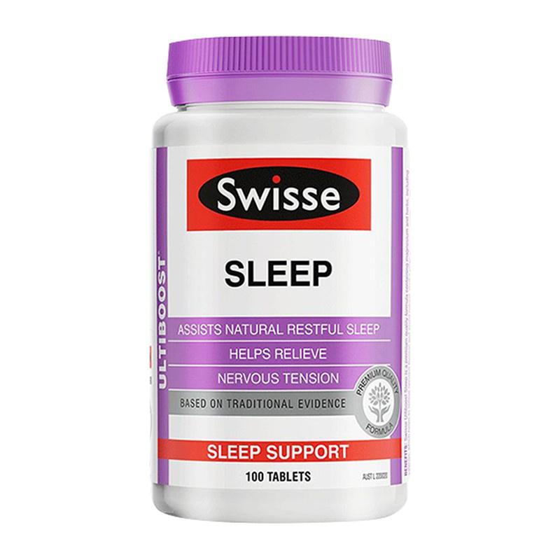 Swisse Ultiboost Sleep 睡眠片 (100粒)