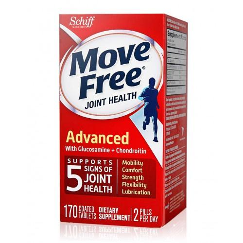 Move Free 益節 5合1特強關節配方 (170粒) [1件/2件/3件]