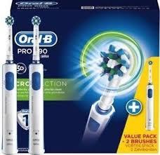 Oral-B Pro 690 成人電動牙刷 3D (兩支裝)