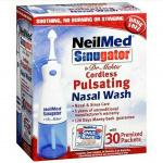NeilMed Sinugator 脈衝式洗鼻容器套裝