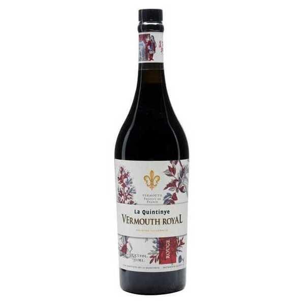 皇家布蘭科紅苦艾酒 La Quintinye Vermouth Royal Rouge