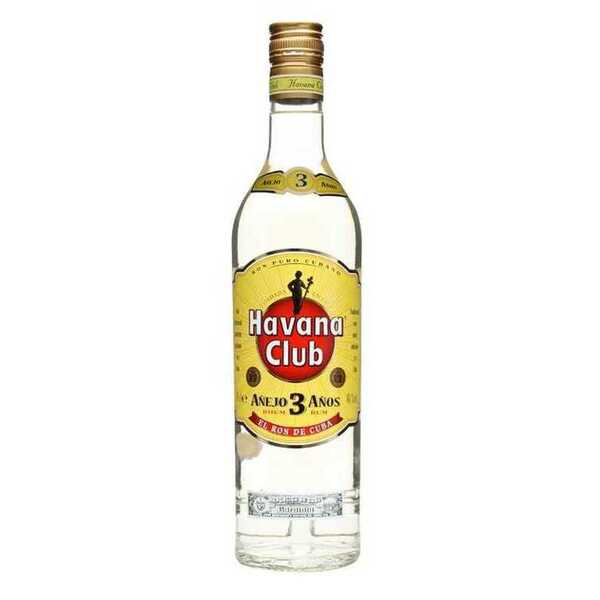 哈瓦那3年朗姆酒 Havana Club 3 Year Old Rum