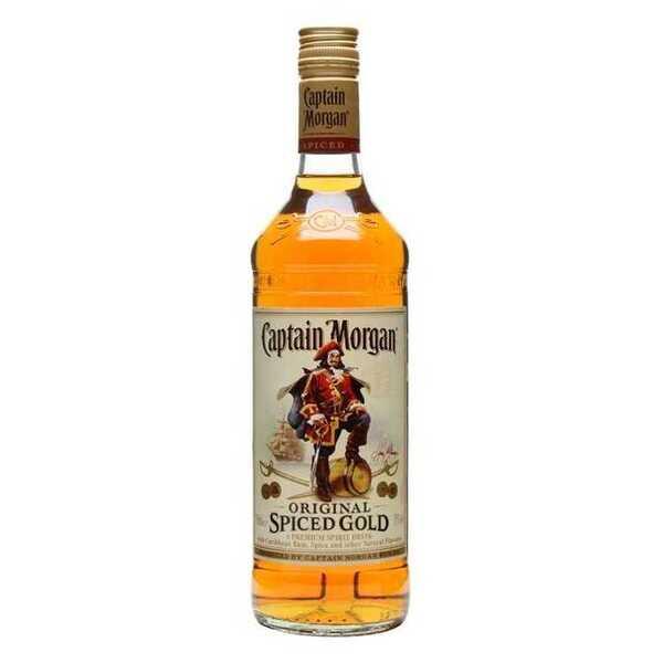 摩根船長朗姆酒 Captain Morgan Spiced Rum