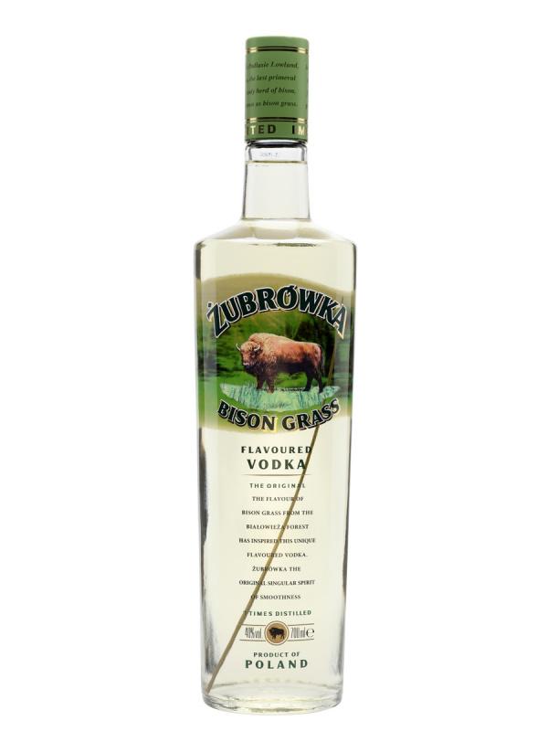 野牛草伏特加 Zubrowka Bison Grass Vodka