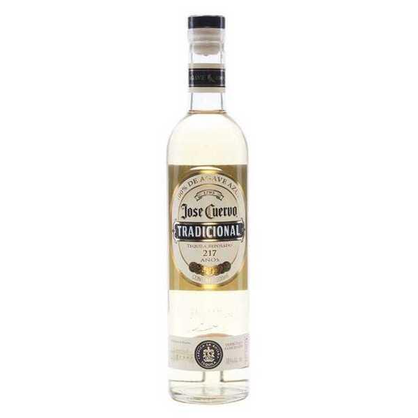 金快活龍銀龍舌蘭酒 Jose Cuervo Tradicional Reposado Tequila