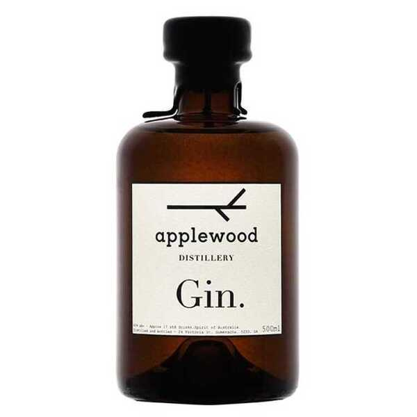 蘋果木金酒 Applewood Gin